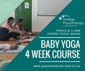 Baby Yoga Fridays