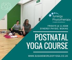 Friday postnatal Synergy