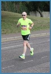 Braid Richard Bournemouth Marathon.