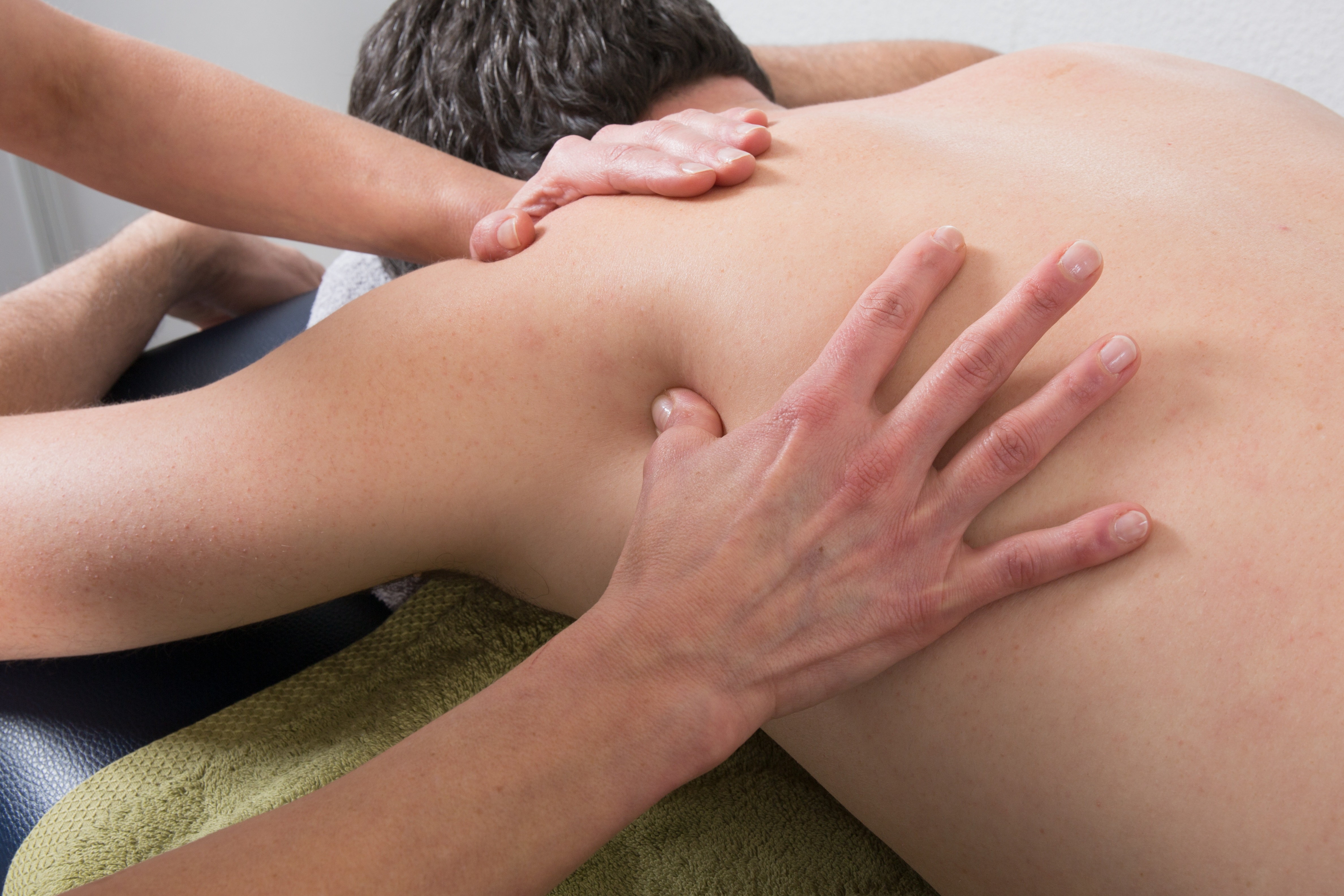 Should you have a Sport Massage before the big race day